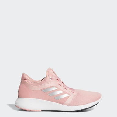 Chaussure Edge Lux3 rose Femmes Course