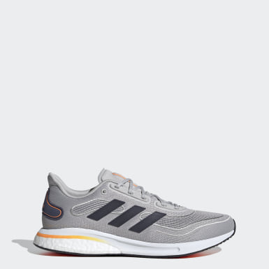 Zapatilla Supernova Gris Running