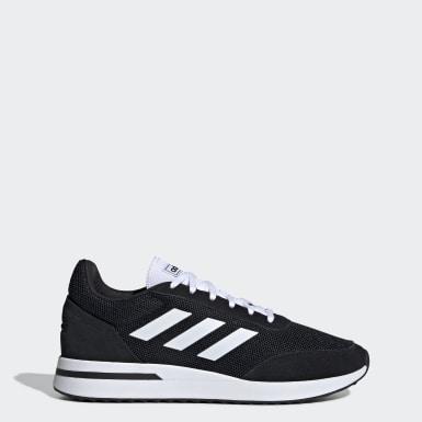 Løb Sort Run 70s sko