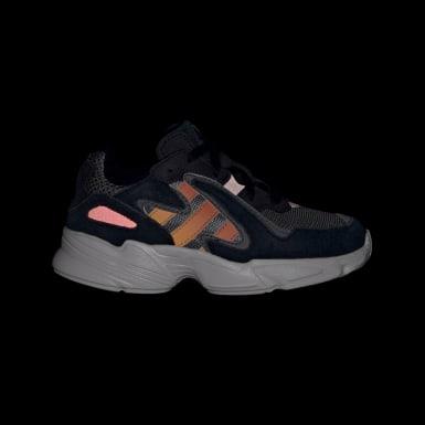Børn Originals Sort Yung-96 Chasm sko