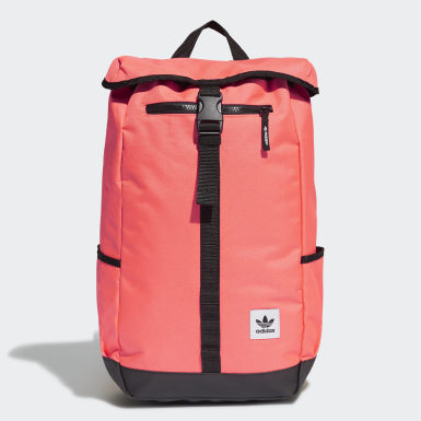 Originals Premium Essentials Top Loader Rucksack Orange