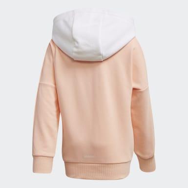 Branded Knit Jakke Rosa