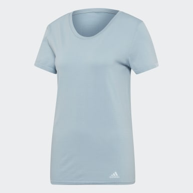Frauen Running 25/7 T-Shirt Blau