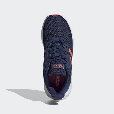 Kids 4-8 Years Running Blue Duramo 9 Shoes
