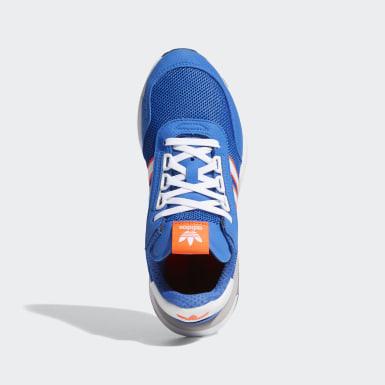Chaussure Retroset Bleu Enfants Originals