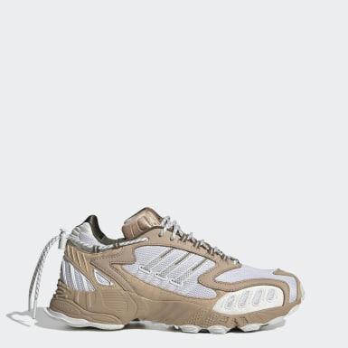 Kvinder Originals Hvid Torsion TRDC sko