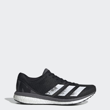 Women Running Black adizero Boston 8 Shoes
