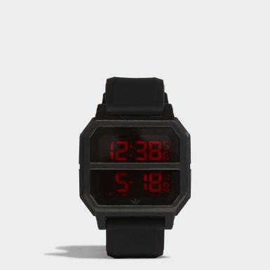 Zegarek Archive_R2 Czerń