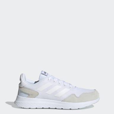 Chaussure Archivo Blanc Hommes Running