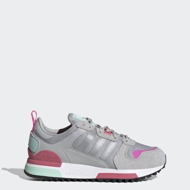 Women Originals Grey ZX 700 HD Shoes