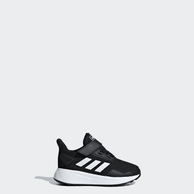 Infant & Toddler Running Black Duramo 9 Shoes