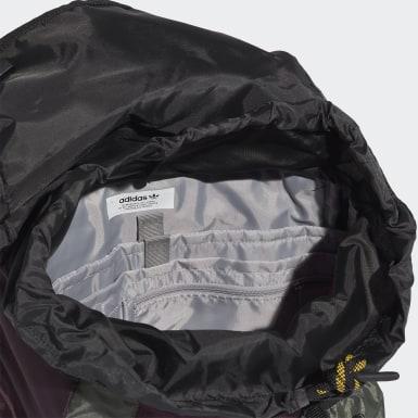 Originals Premium Essentials Toploader Rucksack Rot
