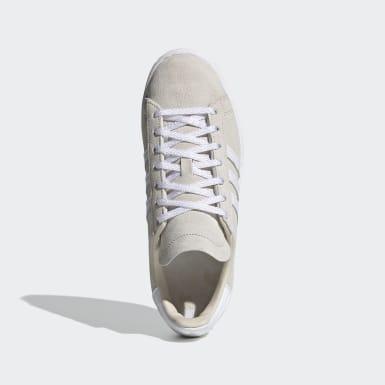 Kvinder Originals Beige Campus 80s sko