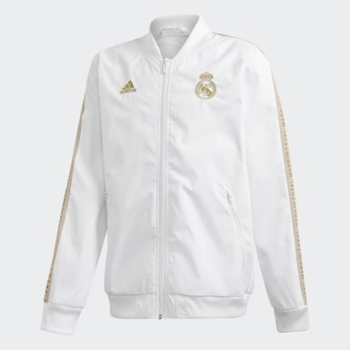 Casaco Anthem do Real Madrid