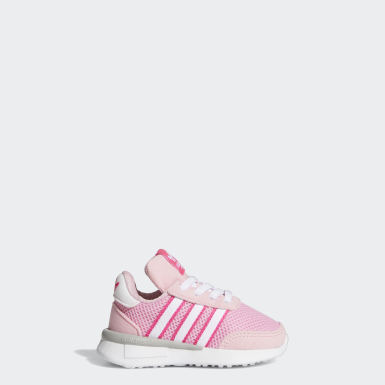 Infant & Toddler Originals Pink Retroset Shoes