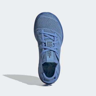 Zapatillas FortaRefine Azul Niño Running