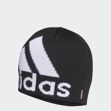 Training Black AEROREADY Big Logo Beanie