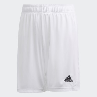 Youth Soccer White Tastigo 19 Shorts