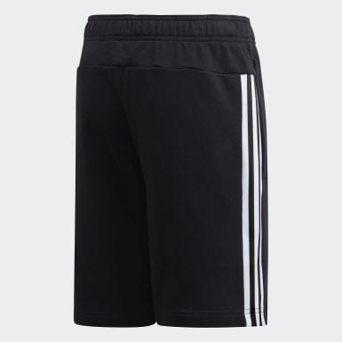 Jungen Athletics Shorts Schwarz