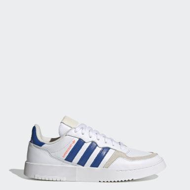 Sapatos Supercourt Branco Originals