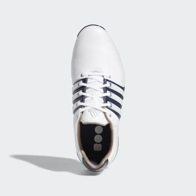 Mænd Golf Hvid Tour360 XT sko