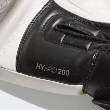 Boksning Hvid Hybrid 200 boksehandsker
