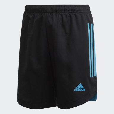 Pantalón corto Condivo 20 Negro Niño Training
