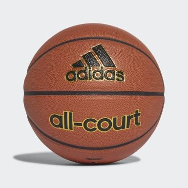 Pallone da basket All-Court Arancione Basket