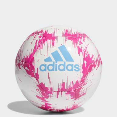 Men's Soccer White adidas Glider 2 Ball
