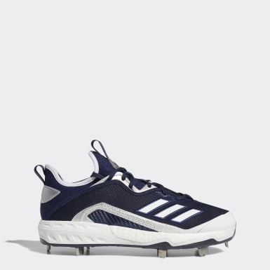 Men's Baseball Blue Icon 6 Cleats