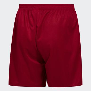 Men Football Red Estro 19 Shorts