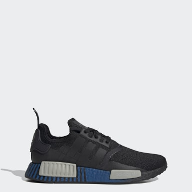 Men Originals Black NMD_R1 Shoes