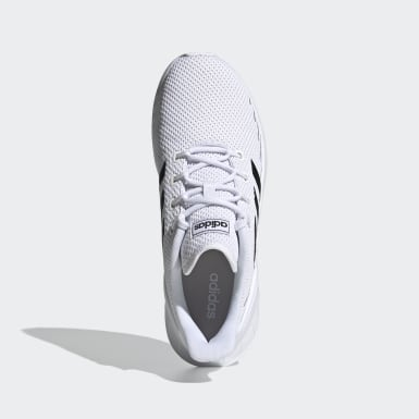 Men's Essentials White Questar Flow NXT Shoes