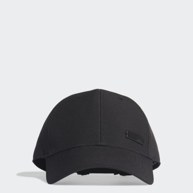 Tennis Black Baseball Cap