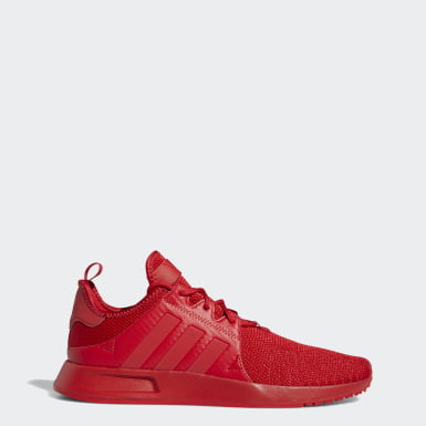 Chaussure X_PLR rouge Originals