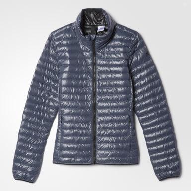 синий Куртка