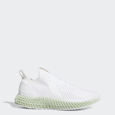 Running White Alphaedge 4D Shoes