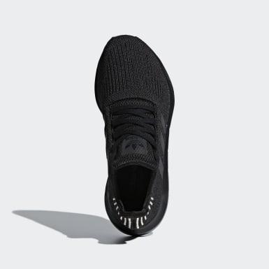 Γυναίκες Originals Μαύρο Swift Run Shoes
