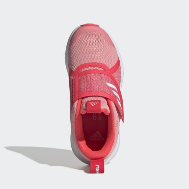 Kids Running Pink FortaRun X Shoes