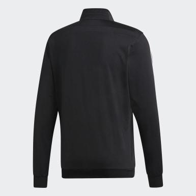 Muži Trénink černá Bunda Tiro 19 Polyester