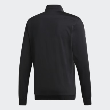 Men Training Black Tiro 19 Polyester Jacket