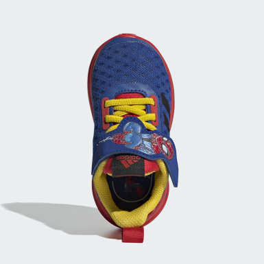 Infant & Toddler Training Blue FortaRun Super Hero Shoes