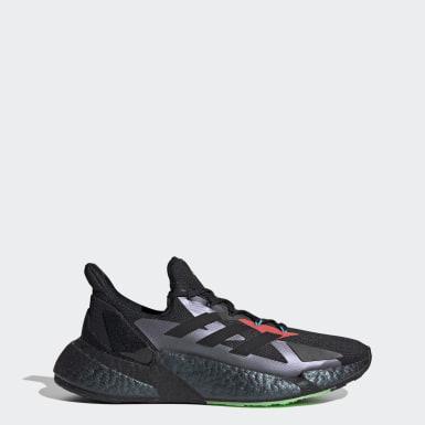 Sapatos X9000L4 Preto Homem Running