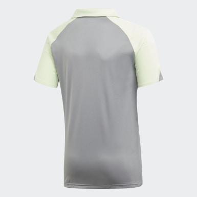 Camisa Polo Club Verde Meninos Tennis