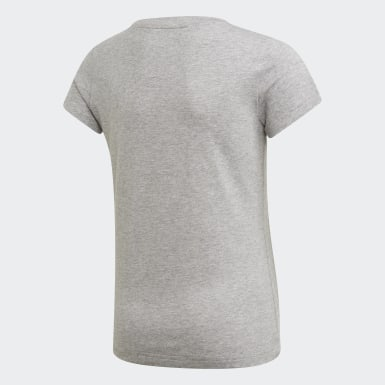Polera Gris Niño Training
