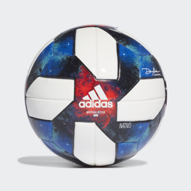 Mini ballon MLS Blanc Football