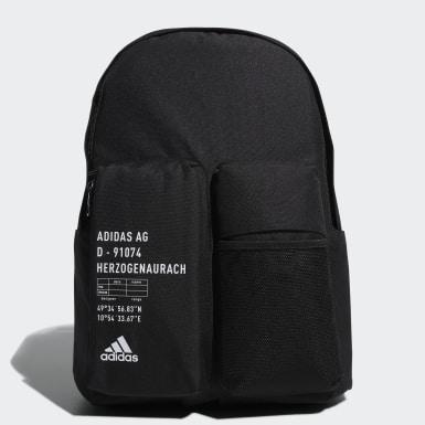 Training Black Classic 3D Pockets Backpack