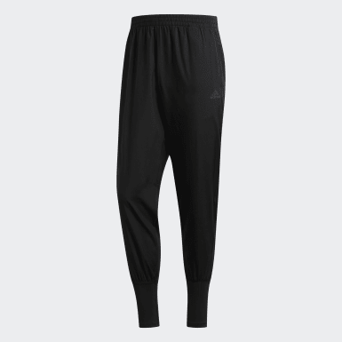 Pants Adapt to Chaos Astro Negro Hombre Running