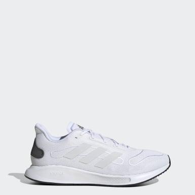 ผู้ชาย วิ่ง สีขาว รองเท้า Galaxar Run