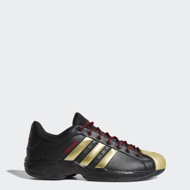 Μπάσκετ Μαύρο Pro Model 2G Low Shoes